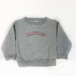 Other - Harvard University 3T Sweatshirt